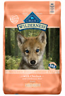 Blue Buffalo Wilderness Large Breed Puppy Chicken Dog Food
