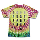 Grizzly Griptape Men's Gang's All Here T Shirt Multi-Color T