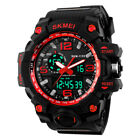 Sport Watch for Men Analog Shock Quartz Waterproof Wrist Watch Stopwatch