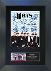 BTS Boy Band Jungkook Quality Autograph Mounted Signed Photo RePrint Poster 759