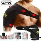 Adjustable Shoulder Support Brace Strap Joint Sport Gym Compression Neoprene HG