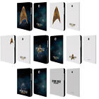OFFICIAL STAR TREK DISCOVERY LOGO LEATHER BOOK CASE FOR SAMSUNG GALAXY TABLETS on eBay