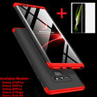 Samsung Galaxy Note 9 8 10 Lite S9 S10 Plus S20 Ultra Shockproof 360° Case Cover
