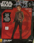 Star Wars Rogue One Jyn Erso Child Girls Halloween Costume -