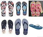 NWT Asst Roxy Flip Flops Sandals for Ladies and Teens - Grea
