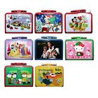 KURT ADLER 1 Tin MINI LUNCHBOX Character HOLIDAY Two Sided YOU CHOOSE New
