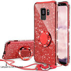 Bling Glitter Stand Phone Case Cover For Samsung Galaxy Note9 S9 Plus A6 A8 Plus
