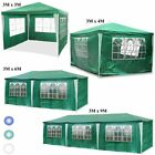 Outdoor Garden Gazebo Marquee Tent Party Camping Canopy Anti-UV Waterproof