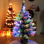 Albero di Natale in miniatura Artificiale da tavolo Mini Christmas Tree Decora