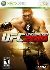 UFC Undisputed 2010 - Xbox 360 Game Only
