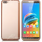 "New 6"" Large Screen 3G GSM Unlocked Android7.0 Quad Core 2SIM Mobile Smart Phone"