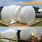 Best Inflatable Tents - Translucent Inflatable Eco Home Tent House Dome Camping Review