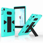 Hybrid Rugged Hard Stand Case Cofer For Amazon Kindle HD 8 8.0 Inch 6th 7th Gen
