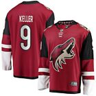 Clayton Keller Arizona Coyotes Fanatics Branded Breakaway Player Jersey - Garnet $169.99 USD on eBay