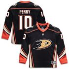 Corey Perry Anaheim Ducks Fanatics Branded Youth Replica Player Jersey Black