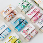 Внешний вид - 5Pcs/pack Cute Washi Tape Set Petal Flower Sky Sea Paper Masking Tape Washi Tape