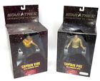 Star Trek Captains with Comman Chair Action Figures- Your Choice of 2 on eBay