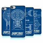 OFFICIAL STAR TREK SHIPS OF THE LINE TNG HARD BACK CASE FOR APPLE iPOD TOUCH MP3 on eBay