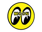 Внешний вид - MOONEYES HOT ROD Vinyl Decal / Sticker ** 5 Sizes **