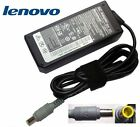 Original Lenovo ThinkPad 65W Charger Adapter Power Cord Supply Cable OEM Laptop