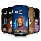 OFFICIAL STAR TREK ICONIC CHARACTERS DS9 HARD BACK CASE FOR SAMSUNG PHONES 5 on eBay