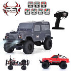 RGT Electric RC Model Car 1/24 4WD Off Road RTR Rock Crawler Monster Buggy Gift