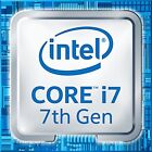 Intel Core i3 i5 i7 7th Gen sticker Case Badge Genuine USA Lot Wholesale OEM New