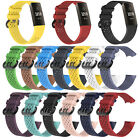 Внешний вид - Replacement SPORT Style Silicone Rubber Band Strap Wristband For Fitbit CHARGE 3
