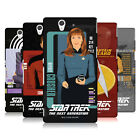 OFFICIAL STAR TREK ICONIC CHARACTERS TNG BACK CASE FOR SONY PHONES 3 on eBay