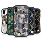 ELISABETH FREDRIKSSON GEOMETRIC PATTERN HYBRID CASE FOR APPLE iPHONES PHONE