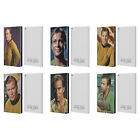 OFFICIAL STAR TREK CAPTAIN KIRK LEATHER BOOK WALLET CASE COVER FOR AMAZON FIRE on eBay
