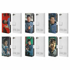 OFFICIAL STAR TREK SPOCK LEATHER BOOK WALLET CASE FOR APPLE iPOD TOUCH MP3 on eBay