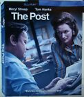 """Post, The  """" Blu-Ray Movie Disc, blu-ray Case and Artwork"""