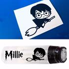 Harry Potter Inspired Name Stickers Ideal For Kids Water Bottle/mugs Diy