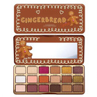 TOO&FACED Gingerbread Spice Eye Shadow Palette Full Size - Lady's Christmas Gift