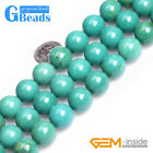 "14mm Big Beads Natural Gemstone Round Beads 15"" Jewelry Design in Lots Free Ship"