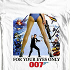 James Bond T-shirt 007 For Your Eyes Only retro vintage 1970's movie tee shirt $25.99 USD on eBay