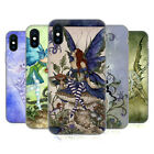 OFFICIAL AMY BROWN PIXIES GEL CASE FOR APPLE iPHONE PHONES