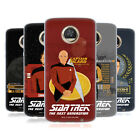 OFFICIAL STAR TREK ICONIC CHARACTERS TNG GEL CASE FOR MOTOROLA PHONES on eBay