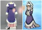 Avatar Princess Yue Cosplay Costume From Amime Avatar The Legend Of Korra