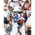 Earl Morrall Autographed / Signed Miami Dophins Football 8x10 Photo