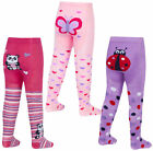 Baby Girls Tights Kids Cotton Rich Animal Knitted Tights Age 0 6 12 18 24 Months