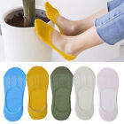 Invisible Socks Twist Non-slip Strip Low Adjustable Elastic Fashion Solid Color
