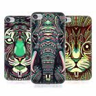 HEAD CASE DESIGNS AZTEC ANIMAL FACES 2 GEL CASE FOR APPLE iPOD TOUCH MP3