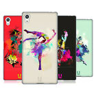 HEAD CASE DESIGNS DANCE SPLASH GEL CASE FOR SONY PHONES 2