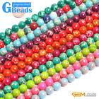 10mm Colorful Sea Sediment Jasper Round Beads For Jewelry Making Free Shipping