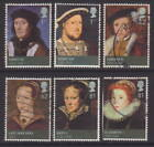 LOT#350q - GB QEII COMMEMORATIVE STAMPS (Multiple Listing) ISSUED 2007-2009 USED