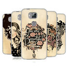 HEAD CASE DESIGNS INTROSPECTION SOFT GEL CASE FOR HUAWEI PHONES 2