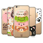 HEAD CASE DESIGNS KAWAII ANIMAL DONUTS SOFT GEL CASE FOR OPPO PHONES