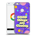 HEAD CASE DESIGNS RETRO WAVE QUOTES HARD BACK CASE FOR GOOGLE PHONES
